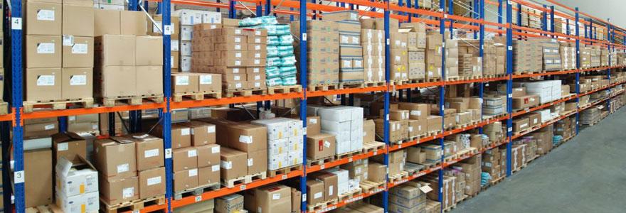 Location de plateformes de stockage pour les entreprises