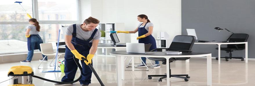 un spécialiste du nettoyage industriel et du ménage à Nantes